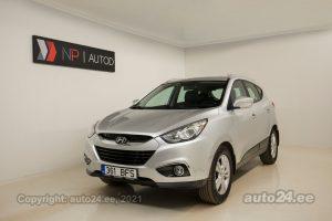 Osta kasutatud Hyundai ix35 Competition 2.0  135 kW 2012 värv hall Tallinnas