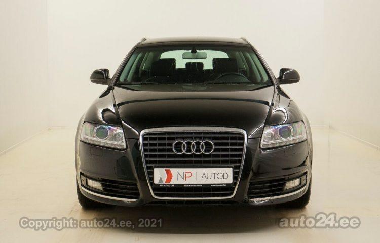 Купить б.у Audi A6 AVANT 2.7  140 kW  цвет  года в Таллине