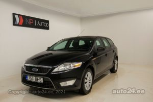 By used Ford Mondeo 2.0  103 kW 2009 color black for Sale in Tallinn