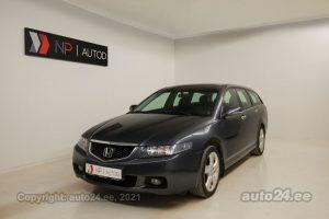 Osta kasutatud Honda Accord 2.0  114 kW 2003 värv tumehall Tallinnas