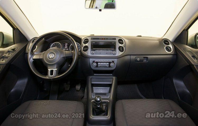 Osta kasutatud Volkswagen Tiguan Trendline 1.4  90 kW  värv  Tallinnas