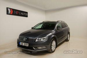 Osta kasutatud Volkswagen Passat 2.0  103 kW 2012 värv hall Tallinnas