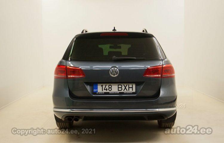 Купить б.у Volkswagen Passat 2.0  103 kW  цвет  года в Таллине