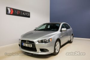 By used Mitsubishi Lancer 1.5  80 kW 2010 color gray for Sale in Tallinn