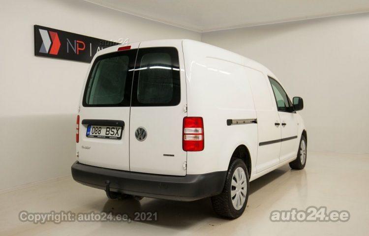 Osta kasutatud Volkswagen Caddy Maxi Ecofuel CNG 2.0  80 kW  värv  Tallinnas
