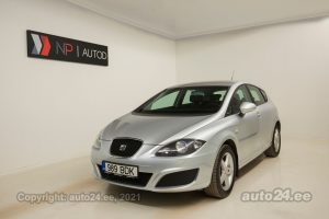 By used SEAT Leon 1.4  92 kW 2011 color silver for Sale in Tallinn