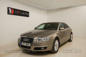 Osta kasutatud Audi A6 2.0  125 kW 2006 värv beež Tallinnas