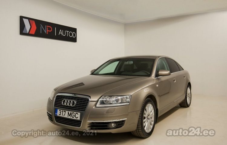 Osta käytetty Audi A6 2.0  125 kW  väri  Tallinnasta                      </a>     </div>         <div class=