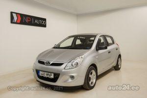 Osta kasutatud Hyundai i20 1.2  57 kW 2011 värv hõbedane Tallinnas
