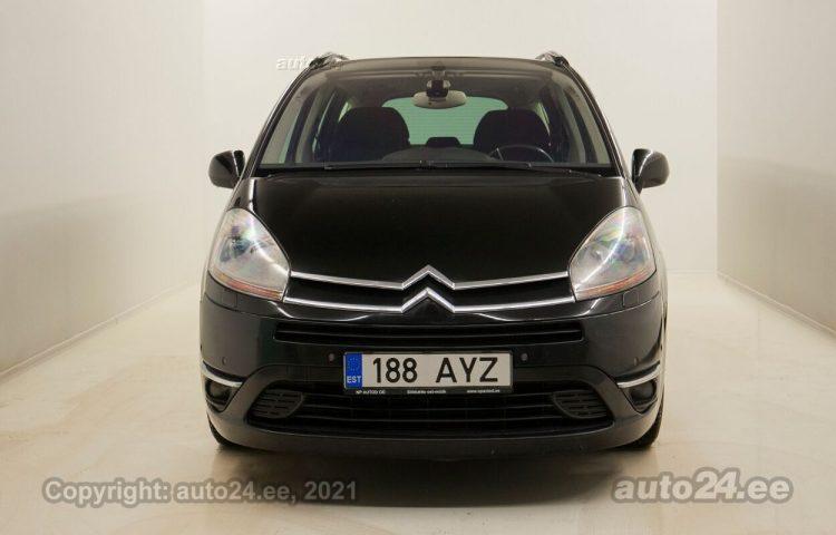 Купить б.у Citroen C4 Picasso HDiF 2.0  100 kW  цвет  года в Таллине