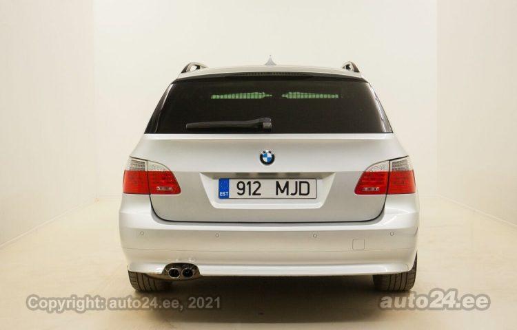 Купить б.у BMW 525 Touring Edition Fleet 3.0  145 kW  цвет  года в Таллине