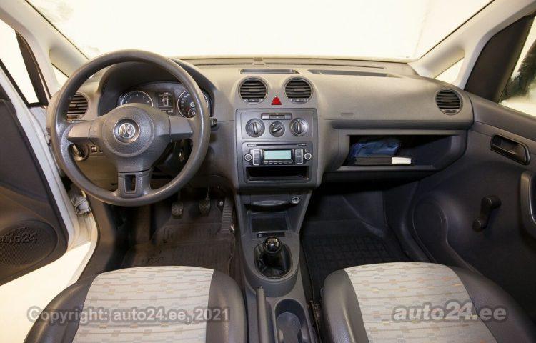 Купить б.у Volkswagen Caddy Maxi Caddy CNG Ecofuel 2.0  80 kW  цвет  года в Таллине