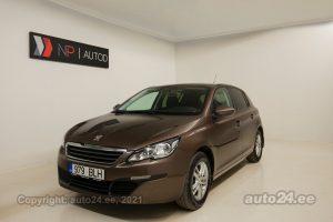 Osta kasutatud Peugeot 308 1.2  60 kW 2014 värv pruun Tallinnas