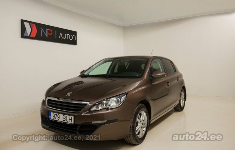 Osta kasutatud Peugeot 308 1.2  60 kW  värv  Tallinnas