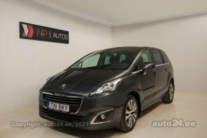 Osta kasutatud Peugeot 5008 1.6  115 kW 2014 värv hall Tallinnas