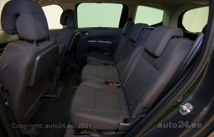 Osta kasutatud Peugeot 5008 1.6  115 kW  värv  Tallinnas