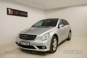 Osta kasutatud Mercedes-Benz R 320 4Matic CDi 3.0  155 kW 2007 värv hõbedane Tallinnas