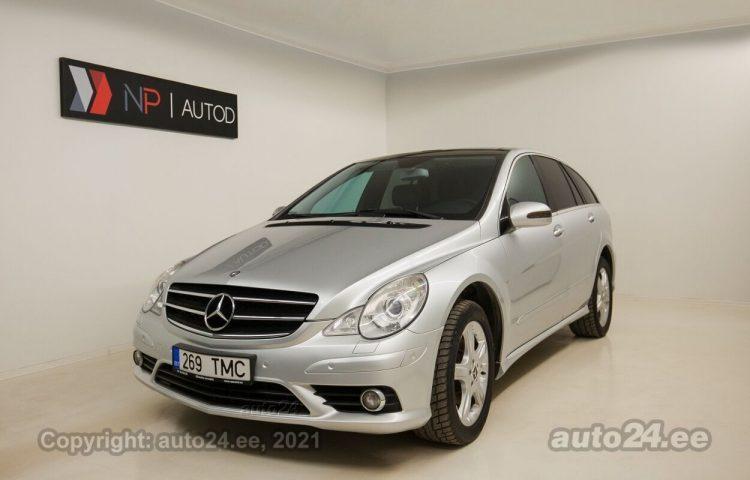 Купить б.у Mercedes-Benz R 320 4Matic CDi 3.0  155 kW  цвет  года в Таллине