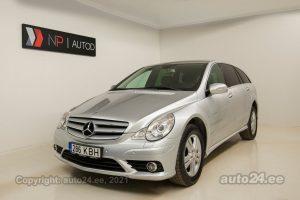 Osta kasutatud Mercedes-Benz R 320 4matic 3.0  165 kW 2007 värv hall Tallinnas
