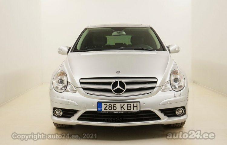 Купить б.у Mercedes-Benz R 320 4matic 3.0  165 kW  цвет  года в Таллине