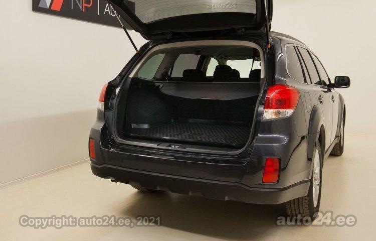 Osta kasutatud Subaru Outback 2.0  110 kW  värv  Tallinnas