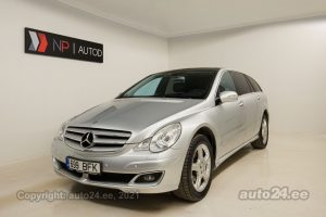 Osta kasutatud Mercedes-Benz R 320 3.0  165 kW 2006 värv helehall Tallinnas