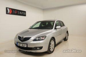 Osta kasutatud Mazda 3 1.6  77 kW 2008 värv hõbedane Tallinnas