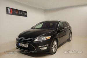 Osta kasutatud Ford Mondeo Executive 2.0  120 kW 2011 värv must Tallinnas