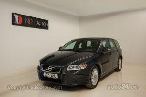 Osta kasutatud Volvo V50 2.0  100 kW 2009 värv hall Tallinnas