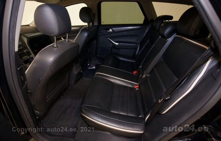 Osta kasutatud Ford Mondeo Executive 2.0  120 kW  värv  Tallinnas