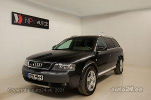 Osta kasutatud Audi Allroad 2.5  132 kW 2004 värv must Tallinnas