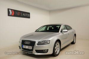 Osta kasutatud Audi A5 Sportback 2.0  105 kW 2011 värv hall Tallinnas