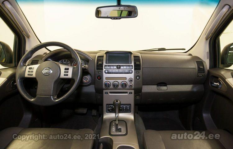 Osta kasutatud Nissan Pathfinder Status 55 2.5  126 kW  värv  Tallinnas