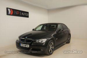 Osta kasutatud BMW 318 Shadowline 2.0  95 kW 2006 värv must Tallinnas