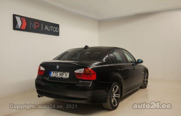 Osta kasutatud BMW 318 Shadowline 2.0  95 kW  värv  Tallinnas