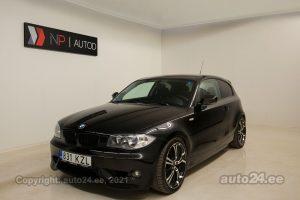 Купить б.у BMW 116 2.0  90 kW 2010 цвет черный года в Таллине