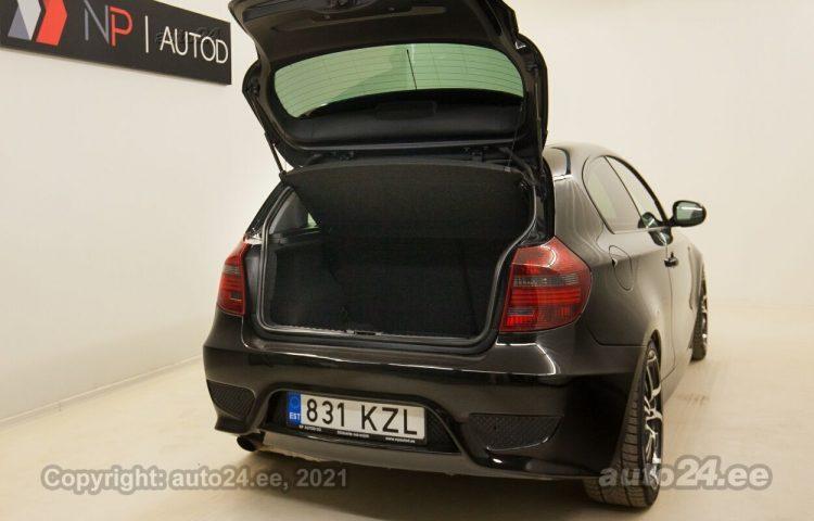Osta kasutatud BMW 116 2.0  90 kW  värv  Tallinnas