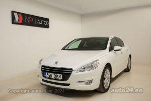 Osta kasutatud Peugeot 508 1.6  115 kW 2013 värv valge Tallinnas