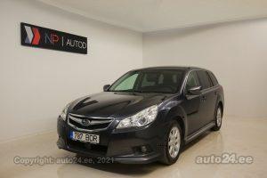 Osta kasutatud Subaru Legacy 2.0  110 kW 2011 värv tumehall Tallinnas