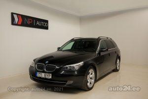 Osta kasutatud BMW 530 Touring Executive 3.0  173 kW 2007 värv must Tallinnas