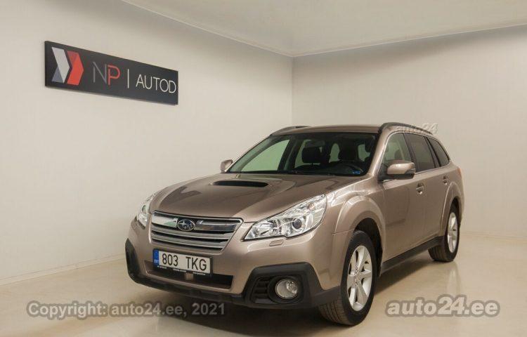 Osta kasutatud Subaru Outback X-Explore 2.0  110 kW  värv  Tallinnas