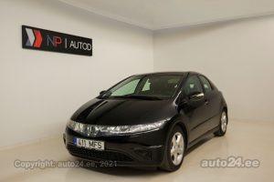 Osta kasutatud Honda Civic 1.8  103 kW 2006 värv must Tallinnas