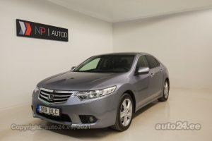 Osta kasutatud Honda Accord Premium 2.4  148 kW 2014 värv helesinine Tallinnas