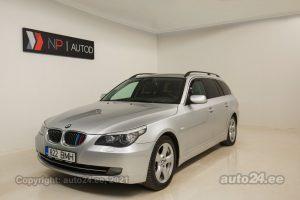 Osta kasutatud BMW 530 XD 3.0  173 kW 2007 värv hall Tallinnas