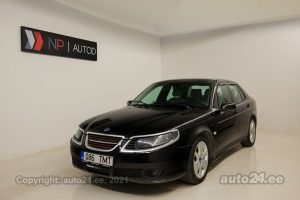 Osta kasutatud Saab 9-5 Edition Executive 1.9  110 kW 2009 värv must Tallinnas