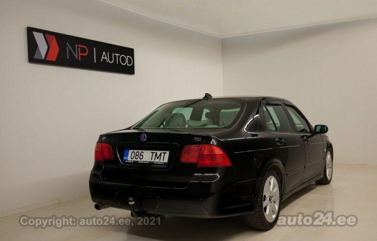 Osta kasutatud Saab 9-5 Edition Executive 1.9  110 kW  värv  Tallinnas