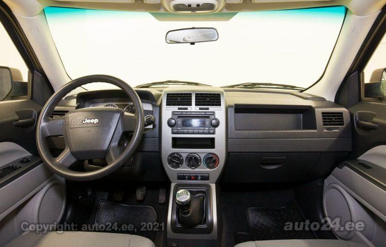 Osta kasutatud Jeep Patriot 2.0  103 kW  värv  Tallinnas
