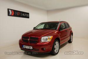 Osta kasutatud Dodge Caliber Urban Edition 2.0  115 kW 2006 värv punane Tallinnas