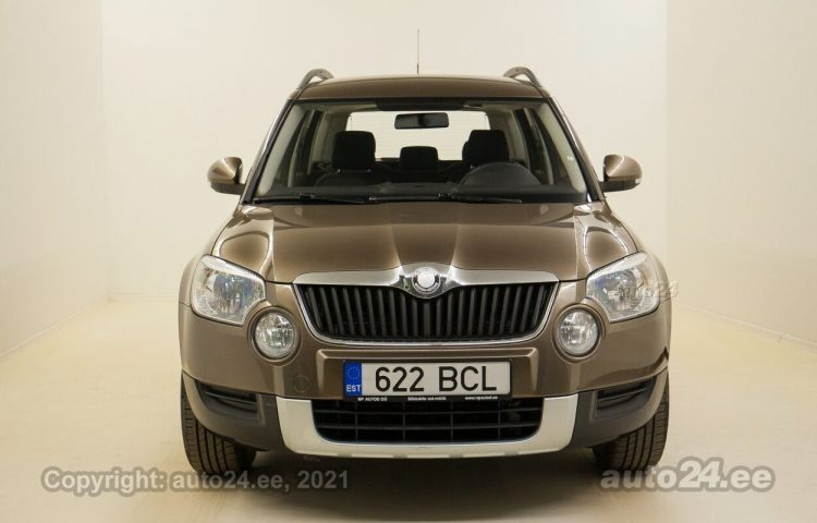 Osta kasutatud Skoda Yeti 1.2  77 kW  värv  Tallinnas
