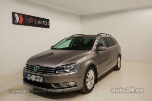 Osta kasutatud Volkswagen Passat Bluemotion 1.4  90 kW 2011 värv hall Tallinnas